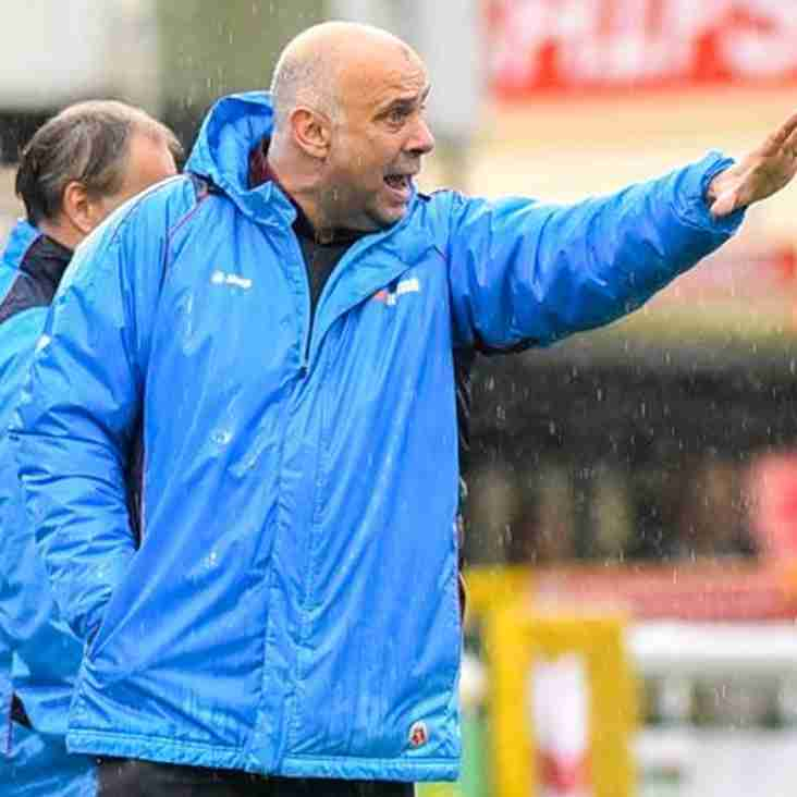 Hill's 'Home Truths' Gives Ebbsfleet A Big Kick