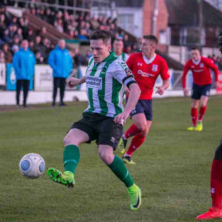 Armstrong: Blyth In Such A Good Place