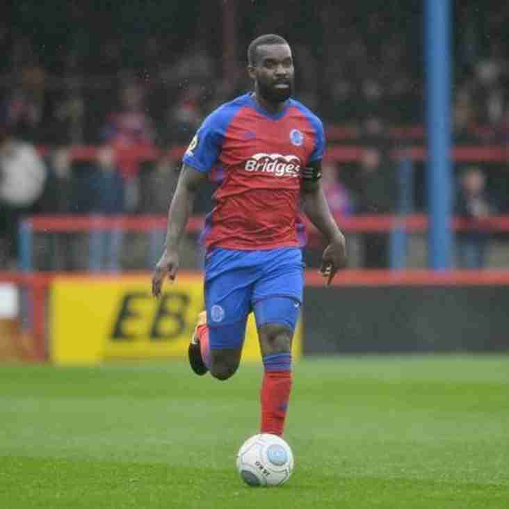 Skipper Osborne Is To Leave Aldershot