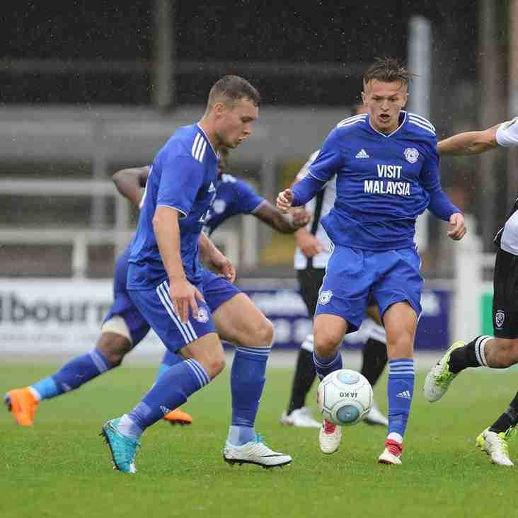 James Is Worth His Waite As Hereford Kick-Start Season