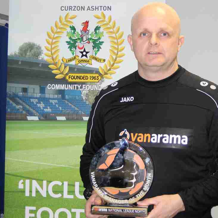 Curzon Are Brad All Over As New Boss Mark Has Super Start