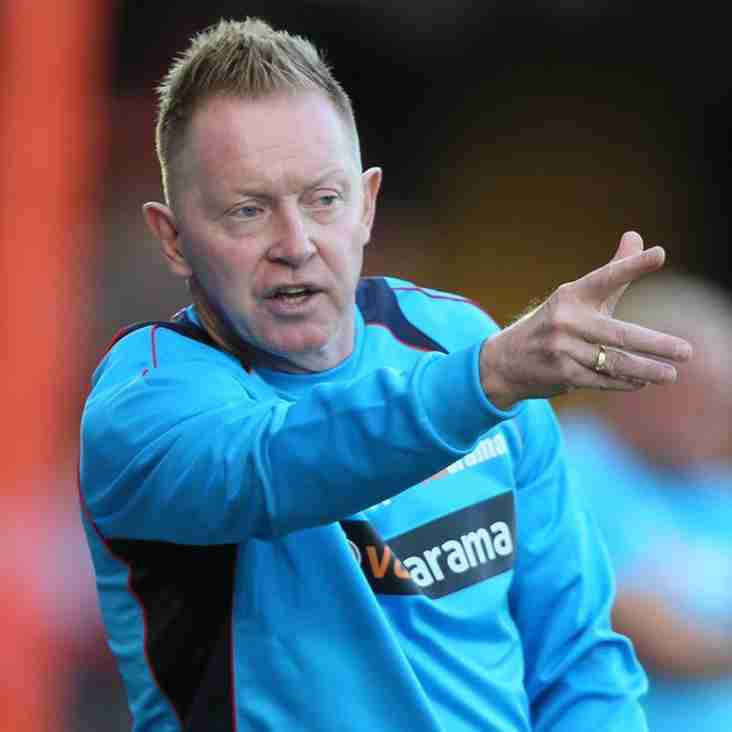 Waddock Worried But Says Shots Must Stick Together