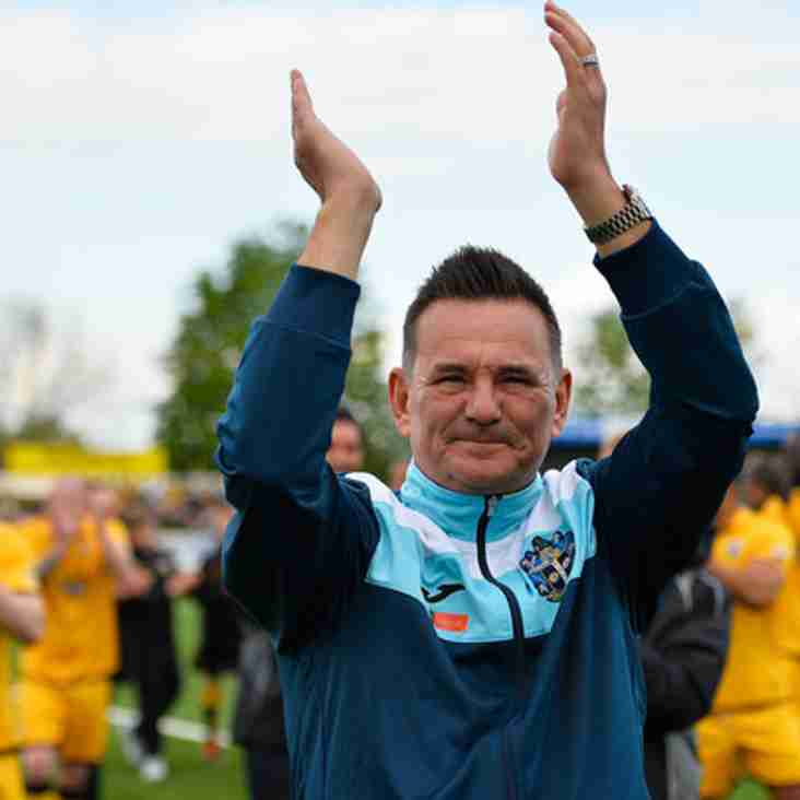 Delighted Doswell Has A Promotion Plan As Sutton Win Again