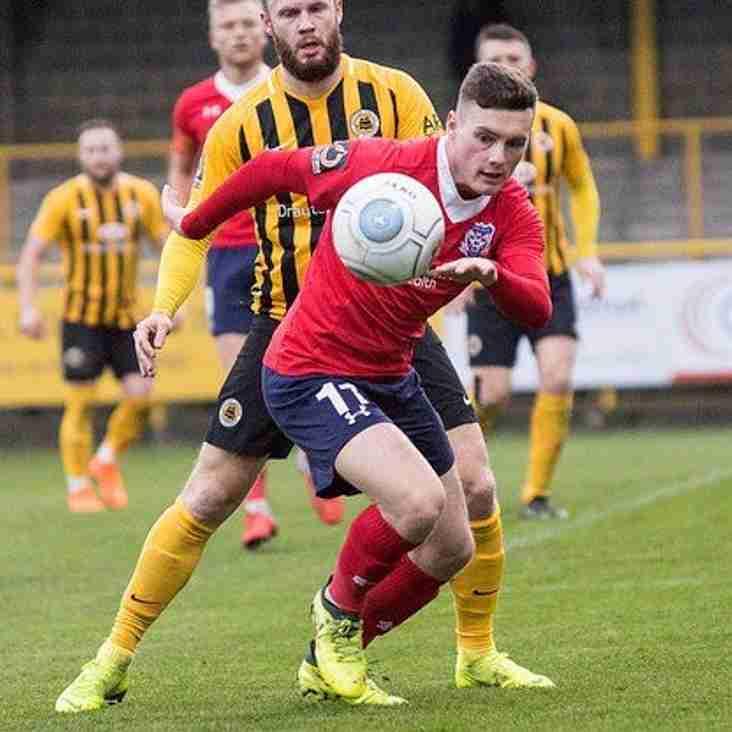 Langstaff Leaves York On Loan To Help Avenue