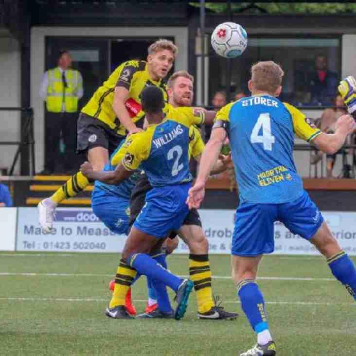 Harrogate Happy As The Play-Off Gap Keeps Getting Bigger