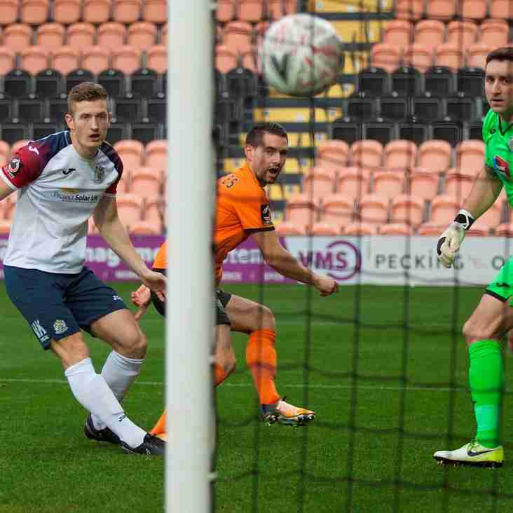 Currie Wonders Where Barnet's FA Cup Heroes Went
