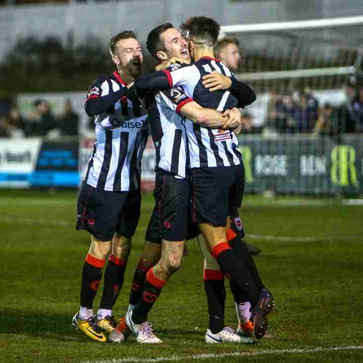 Magpies Pass Mental Test As Title Race Really Heats Up!
