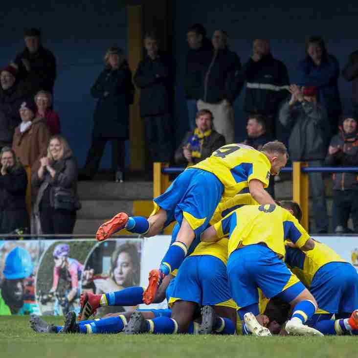 Here It Is! National League South Team Of The Weekend