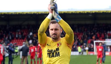 Orient Goalkeeper Brill Wants To Have A Very Good Friday