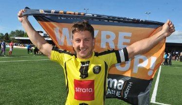 Harrogate Are More Than Happy As The Live Title Sideshow