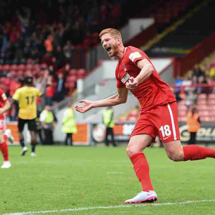 Harrold Wants To Add A Matt Finish To Orient's Season