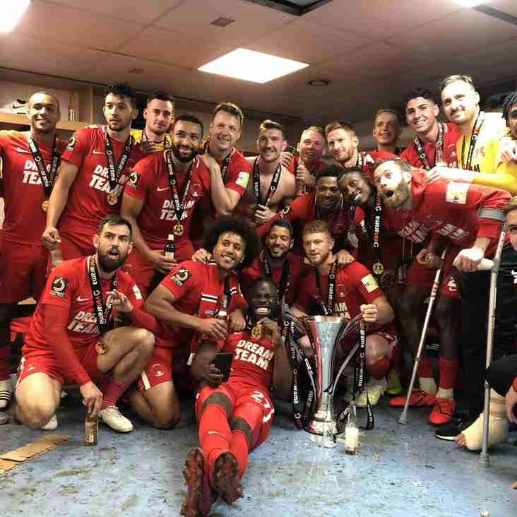 O, That's Champion! Orient Seal Title And Club's EFL Return