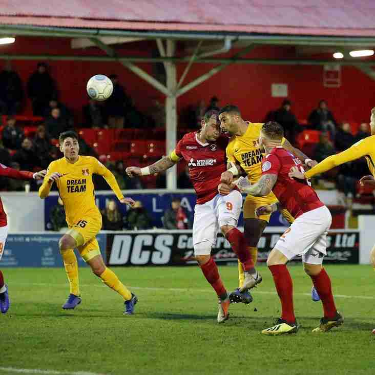Hill Drops Big Hints On Ebbsfleet Future