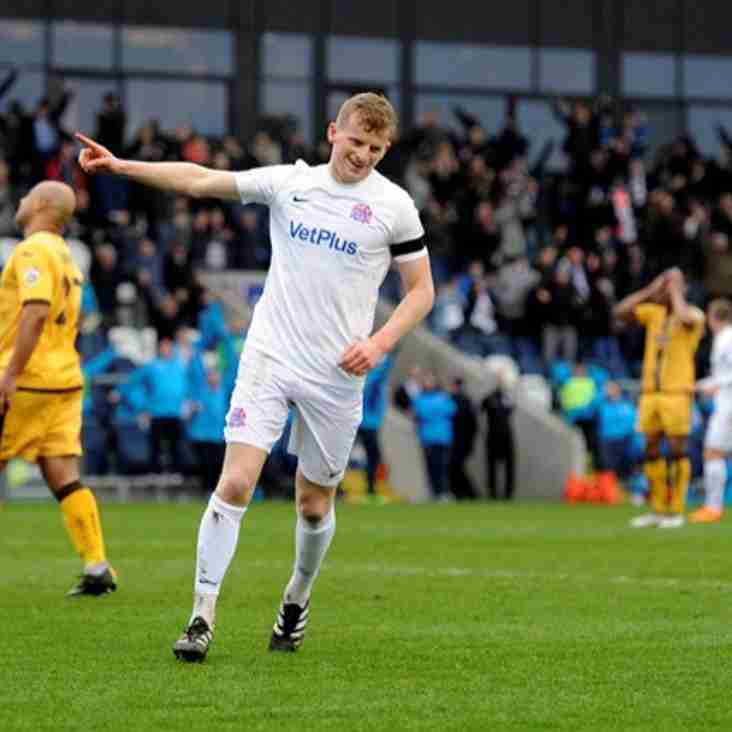 Fylde Ready For Redemption A Year After Worst Night