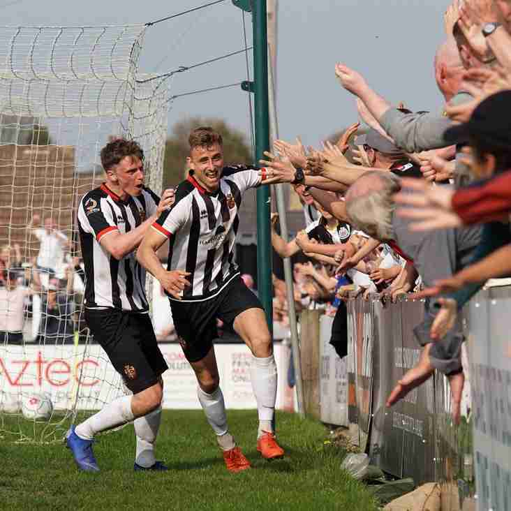 Ainsley Accepts Revenge Will Be In The Air At Chorley