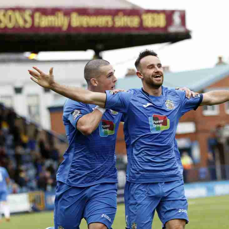 Warburton Moves On Up As Stockport Striker Gets EFL Move