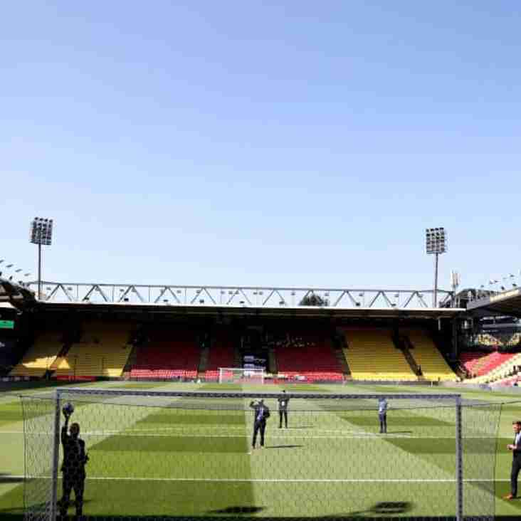Watford To Welcome Battling Spencer For Special Charity Game
