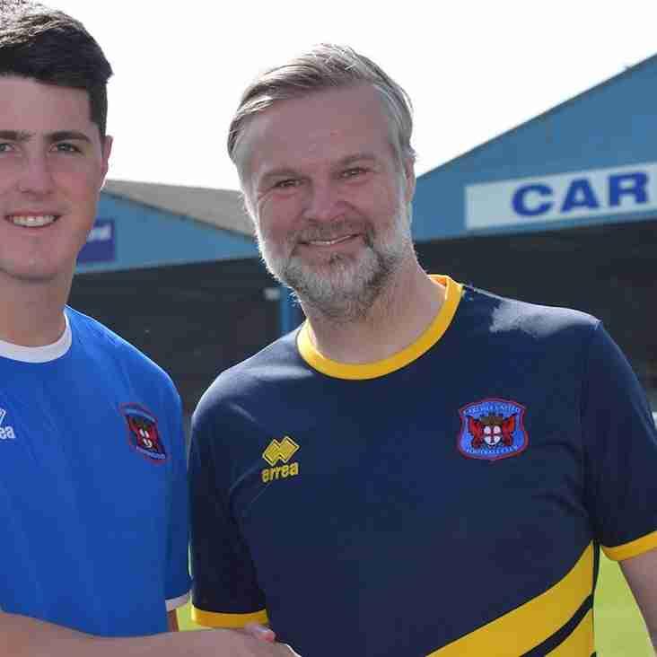 Mellish Moves On Up To The EFL With Carlisle