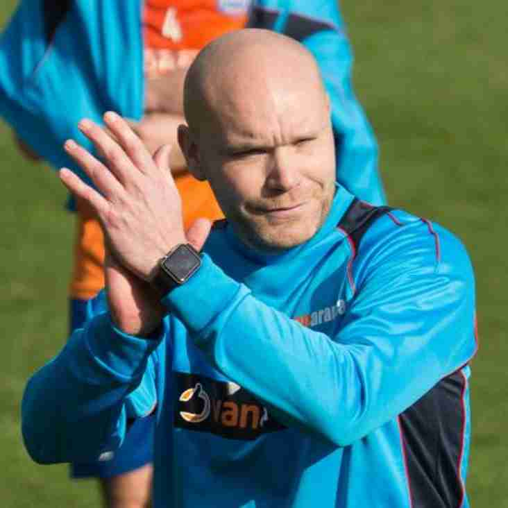 The Shots Call For Searle As Braintree Manager Gets Job