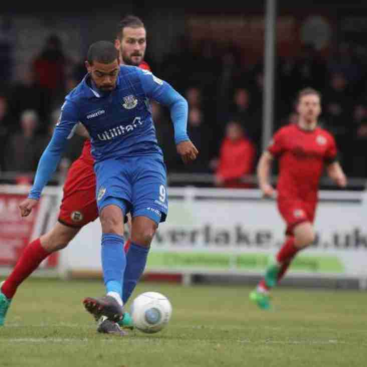 Striker McCallum Set For Move After His 27-Goal Season