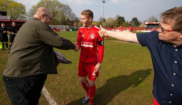 Parkes Departs As Tudors Legend Is To Make A Fresh Start