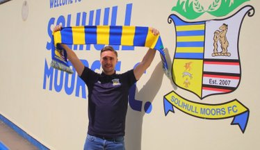 Super Signing For Solihull As Champion Hancox Heads Home