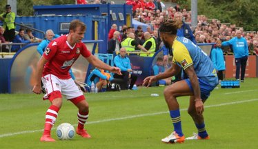 Roberts A Chester Player Again Returning Nine Year Later