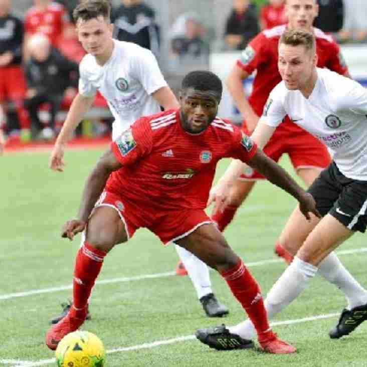 Gray Gets Down To Work As Sutton's New Era Really Starts