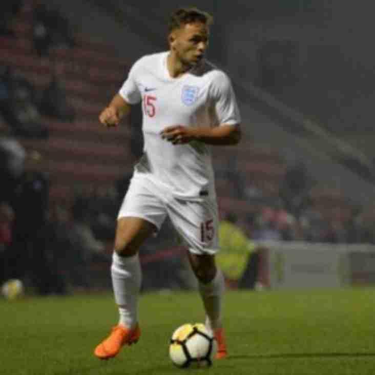England C Starlet Kurt Is AFC Fylde's Latest New Arrival