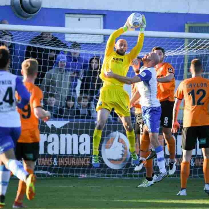 Bromley Move For Cousins As Keeper Leaves Bees Behind