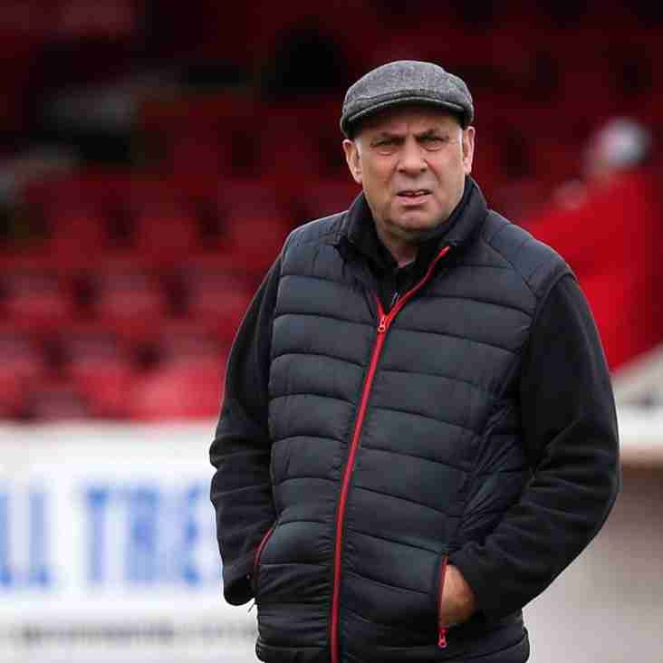 Ebbsfleet Boss Hill Knows He Needs To Sell The Club Again