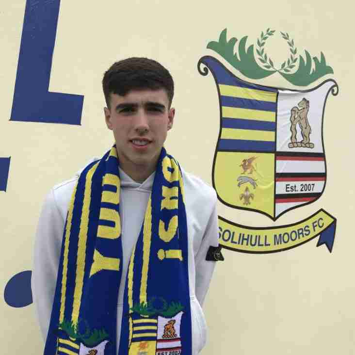 Moors This Time Move For A Talented Local Young Star