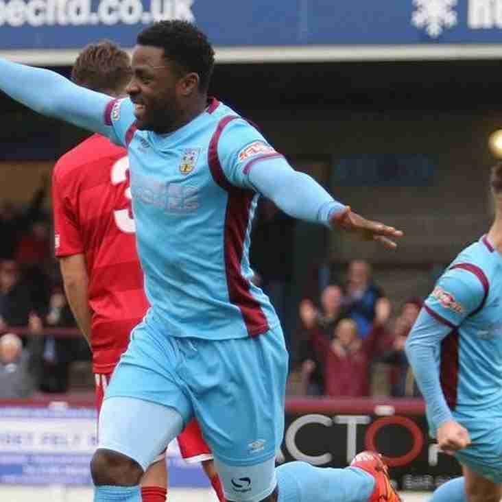 Yep, Yemi Will Be Back For Weymouth Once More