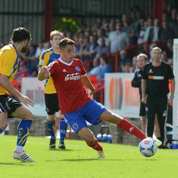 Weymouth Hope That Williams Can Keep The Goals Flowing