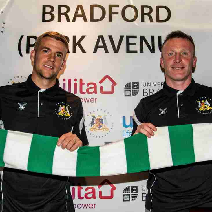 Avenue Say Goodbye To Garry Two Games Into New Season