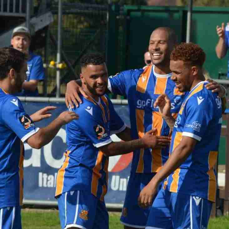 How Boss Brennan Put Some Love In The Air At Wealdstone