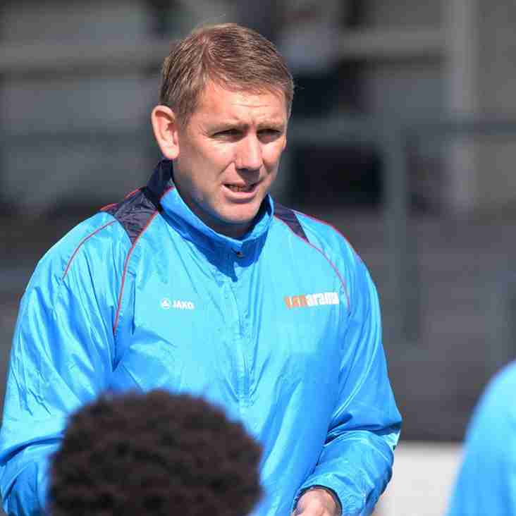 Long Serving Boss Challinor Leaves Fylde After 8 Years
