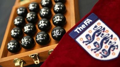 The Draw For The FA Cup First Round Has Been Made