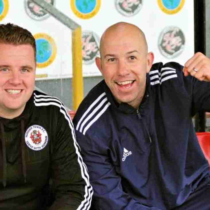 Slough's Double Act Are Ready To Try For Their Big 500 Again!