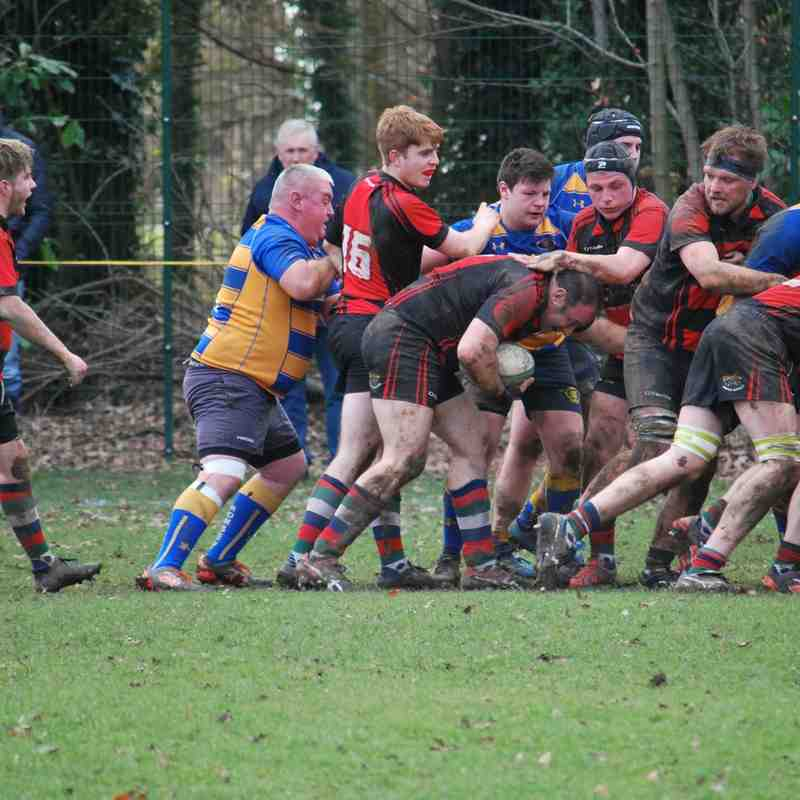 Romsey v Alton 17 February 2018
