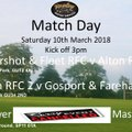 Alton 2nd XV vs. Gosport & Fareham Pirates