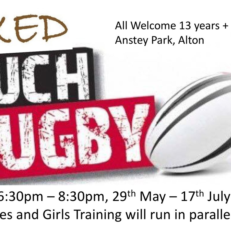 Mixed Touch returns to Alton RFC