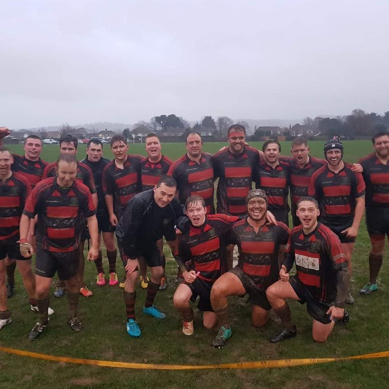 Alton 1st XV Cross Stormy Seas to Win Against Isle of Wight