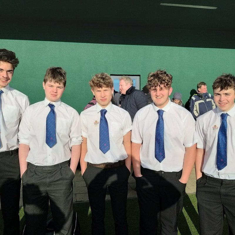 5 Alton players represent  Hampshire RFU U15