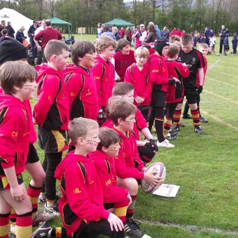 2012 Mini Windermere Tour (U9s)