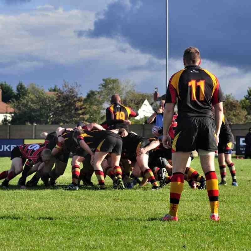 First XV v. Wallasey (13.10.12)