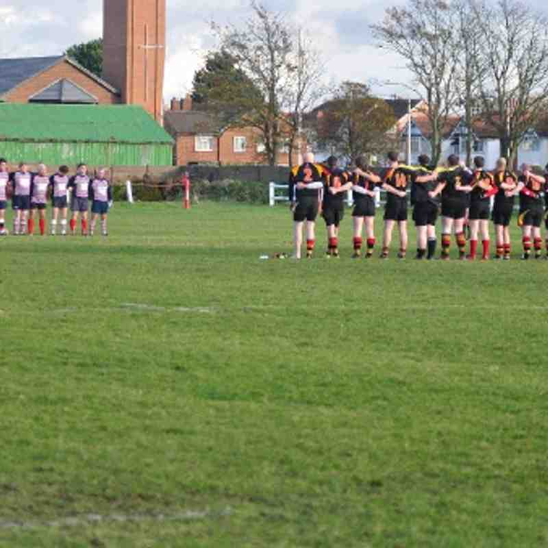 Southport 3rd XV v. Birkenhead Park (10.11.12)