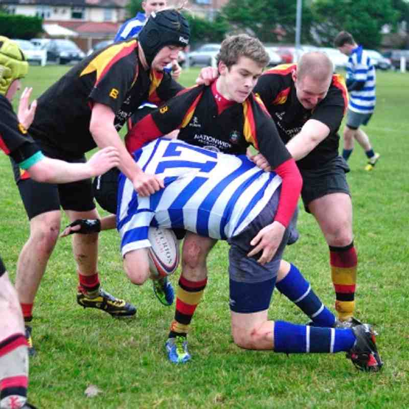 Second XV v. Sale 3 (24.11.12)