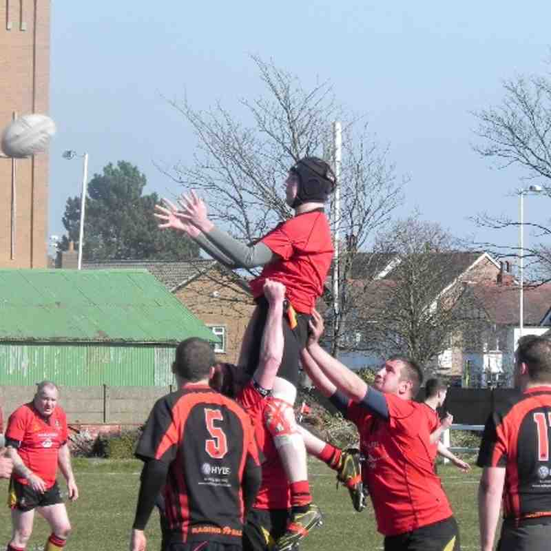 First XV v. Marple (6.4.13)