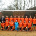 First Team beat Marlborough Town 2 - 3